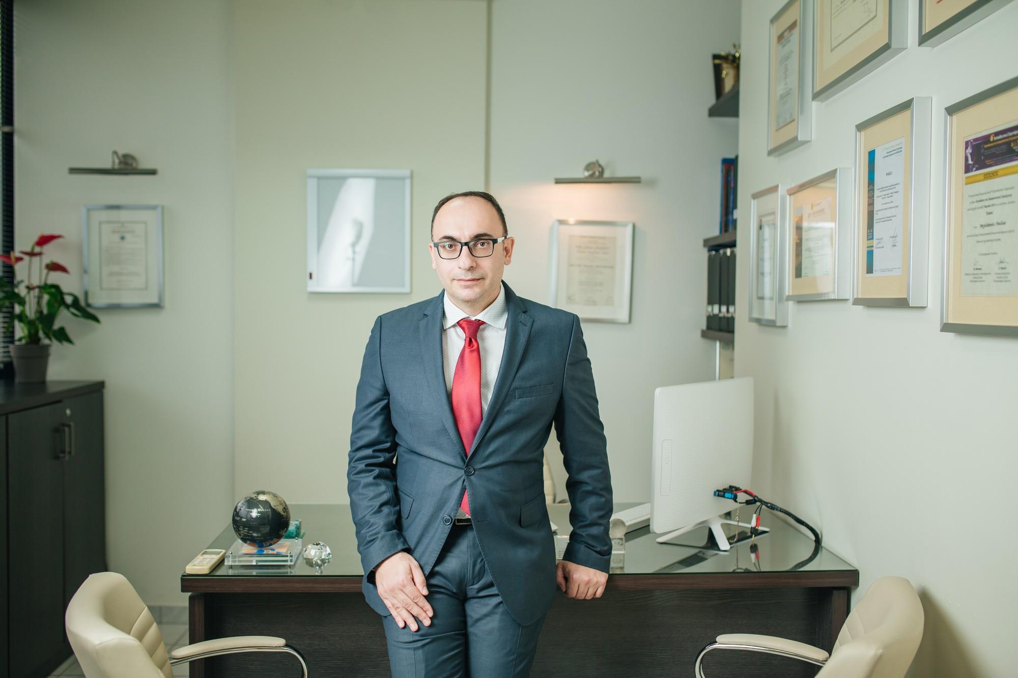 Επαγγελματική φωτογράφιση ιατρού | Νικόλαος Μιχαλόπουλος