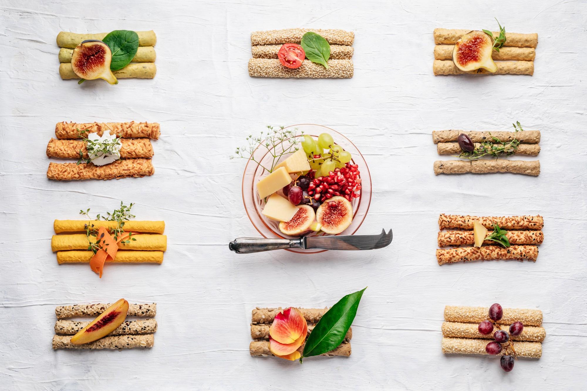 Επαγγελματική φωτογράφιση τροφίμων Olympicbakery