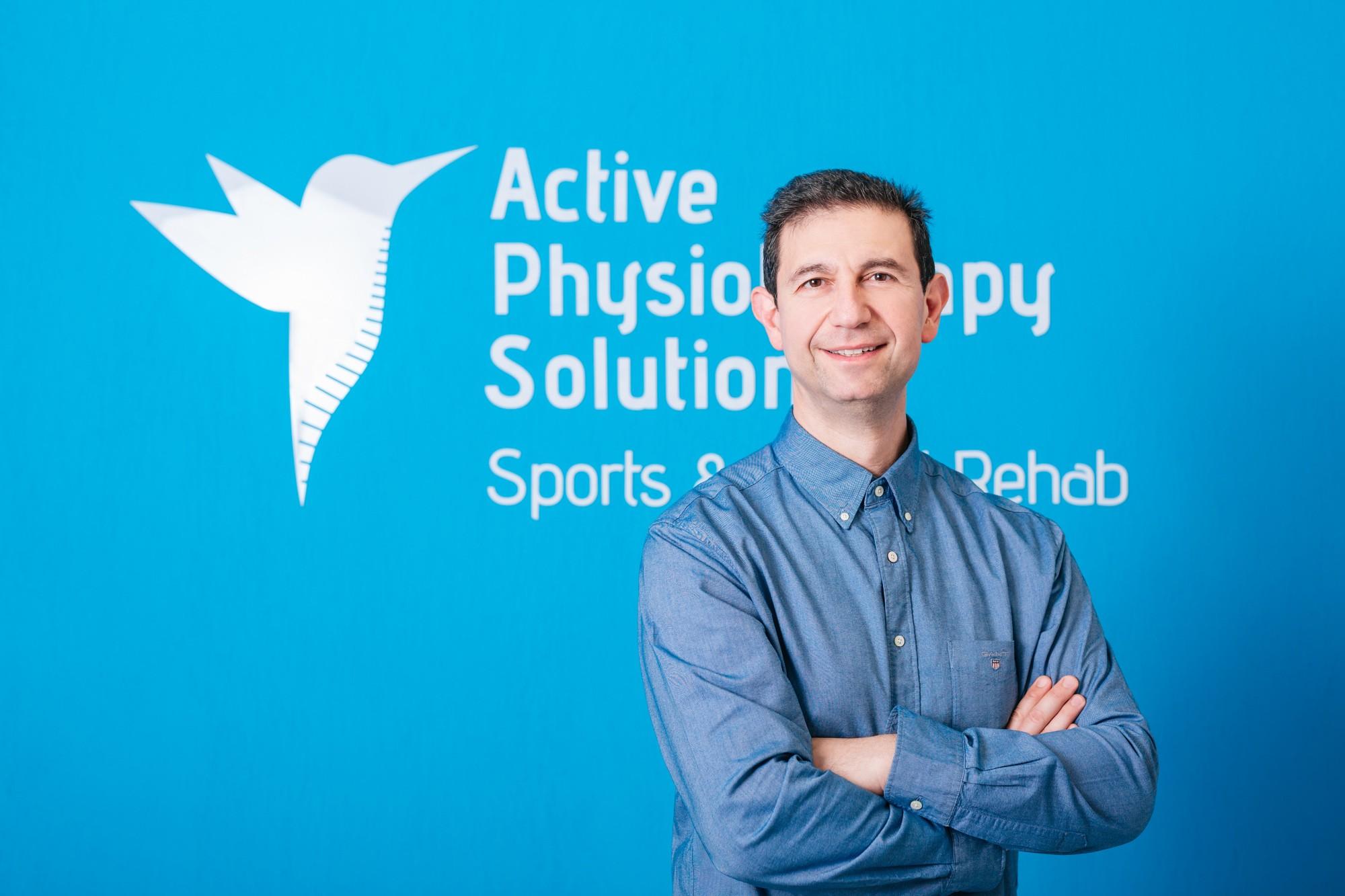 Διαφημιστική φωτογράφιση χώρου | Active Physiotherapy Solutions