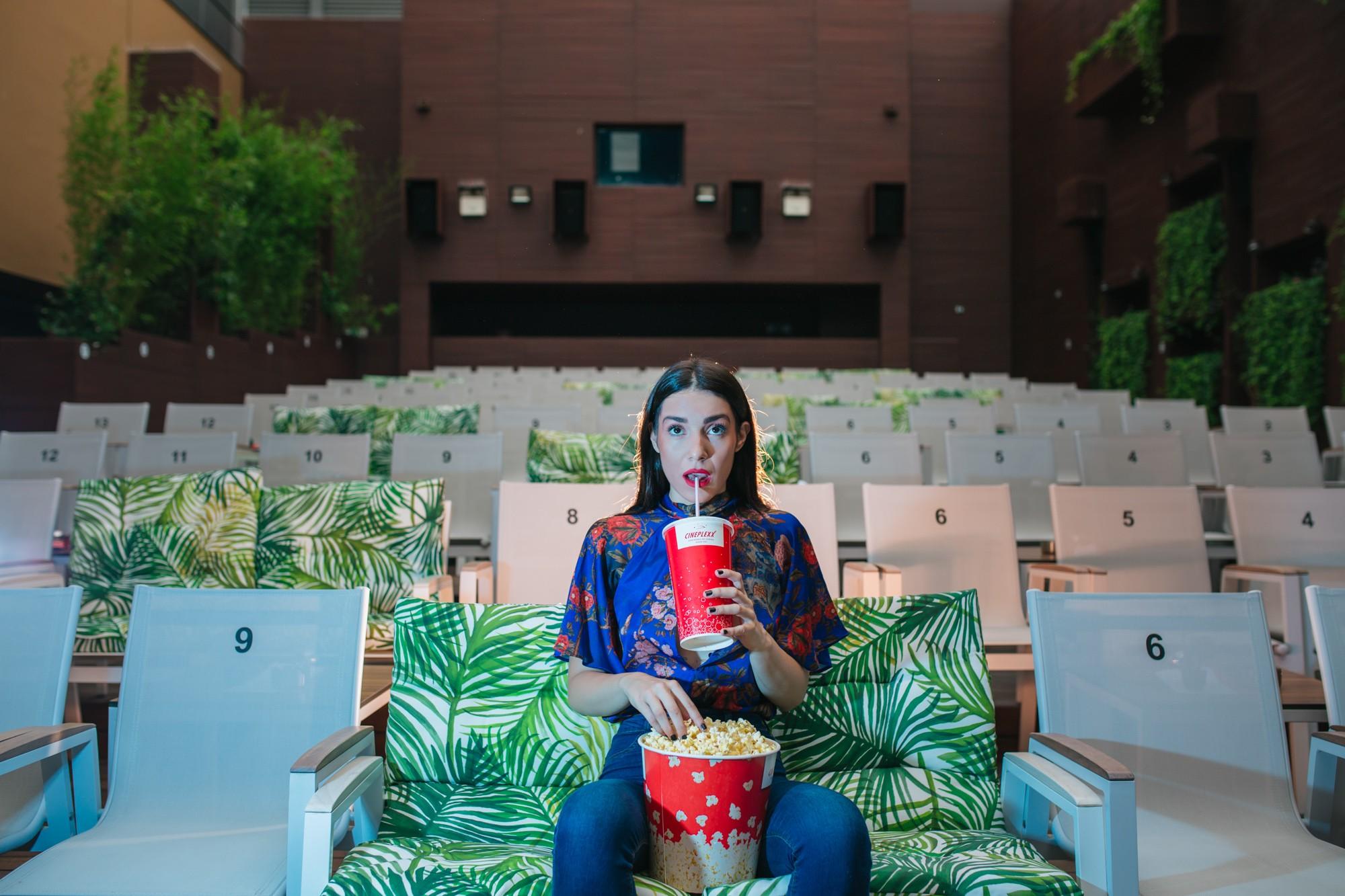Διαφημιστική Φωτογράφιση - Φωτογράφιση επαγγελματικού χώρου Cineplexx