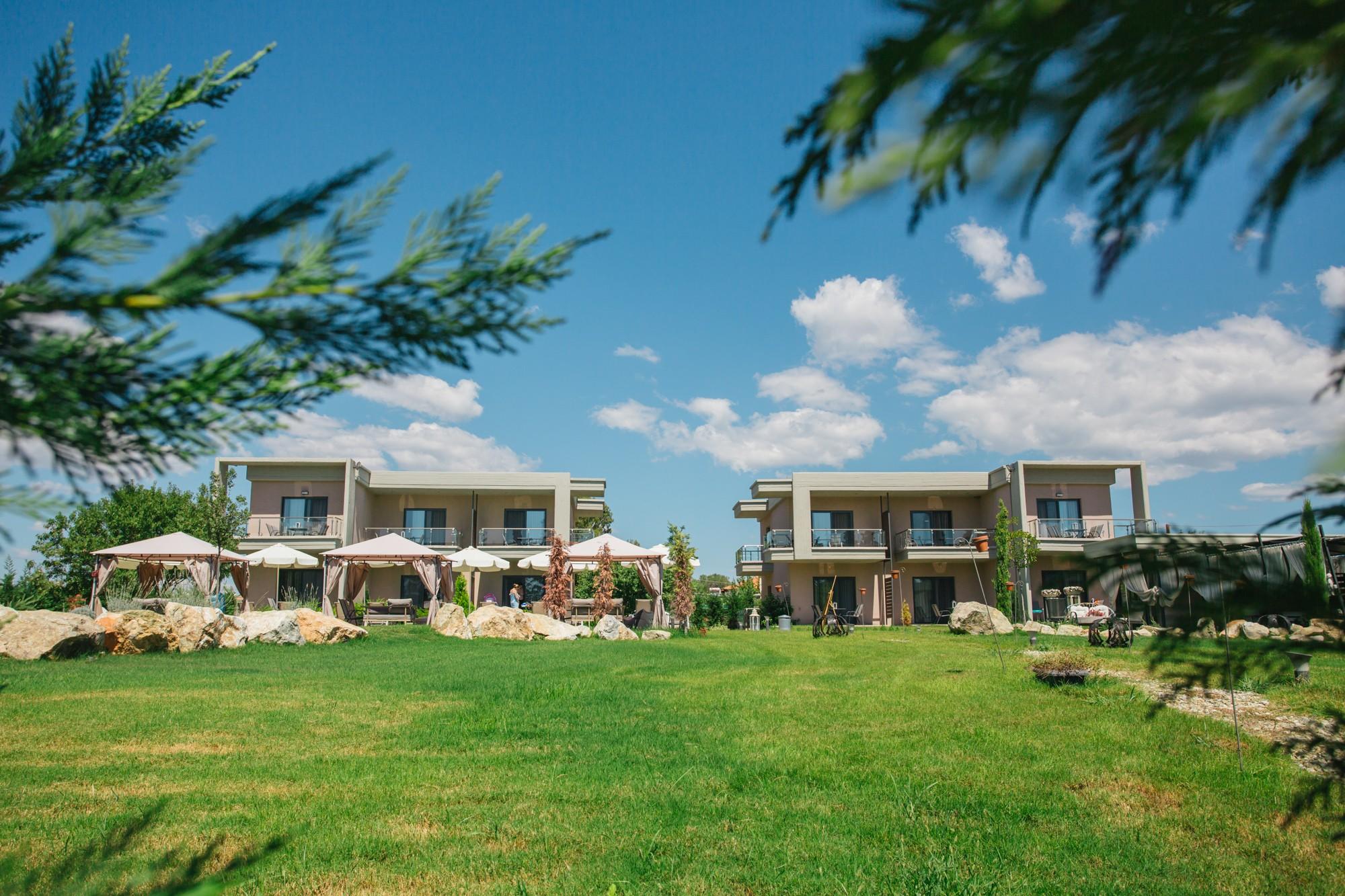 Επαγγελαμτική Φωτογράφιση ξενοδοχείου - Olea Mare