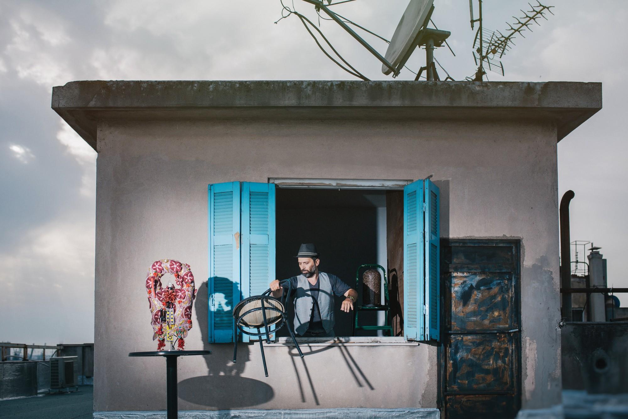 Επαγγελματικές Φωτογραφίες Πορτραίτου | Μάριος Ελευθεριάδης