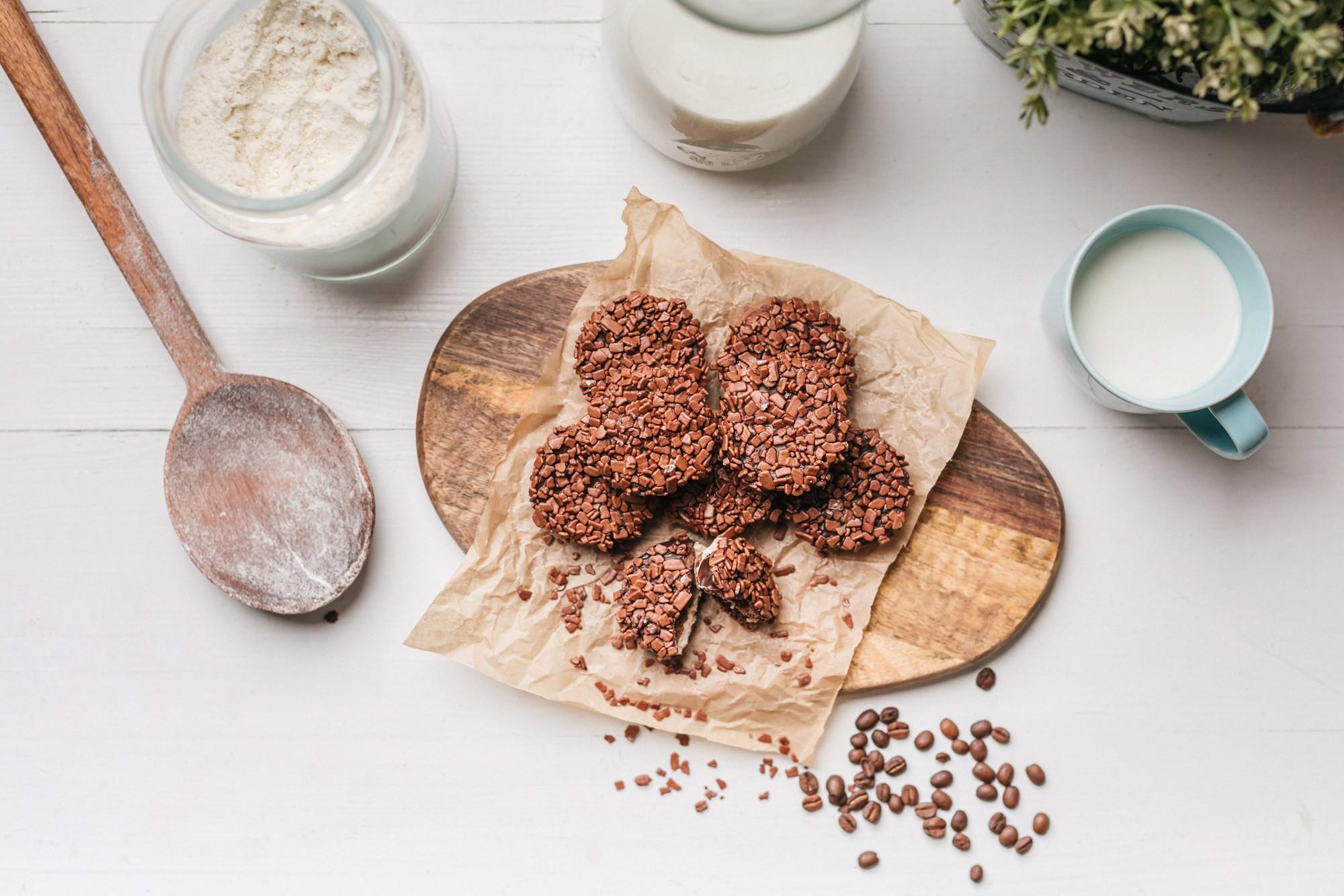 Φωτογράφιση Τροφίμων - Biscotti Τσούγγαρη